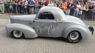 Race Antz 1941 Willys @ StreetMAG Show 2016 in Hamburg