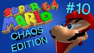 Super Mario 64 Chaos Edition: Dancing With The Star - Part 10