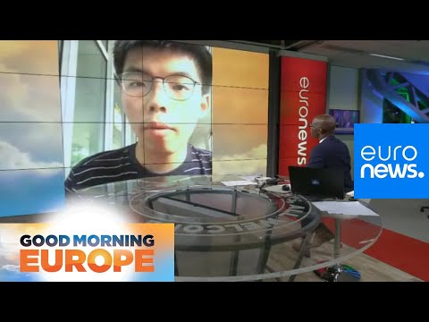 France 24:Freed Hong Kong pro-democracy leader Joshua Wong demands resignation of Carrie Lam