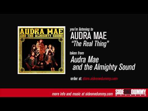 Audra Mae - The Real Thing