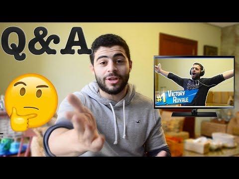 صباح ال Q&A من جديد !! || موكي طالع على التليفزين و فين فيديوهات GTA ؟؟