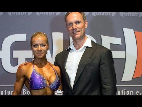 Interview Siegerin Woman Athletic: Tatjana Sprung (2. GNBF Int. Deutsche Meisterschaft 2016)