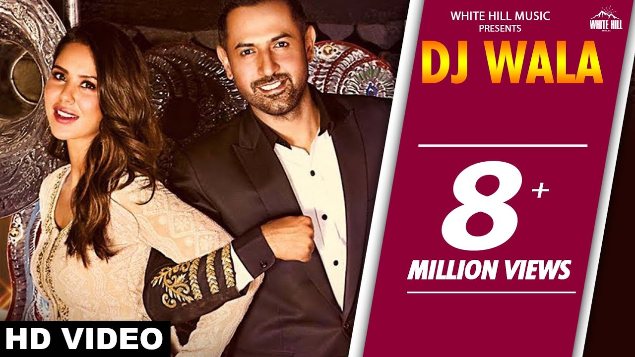 DJ Wala (Full Song) Gippy Grewal | Sukh E | Jaani | Carry On Jatta 2 |  White Hill Music