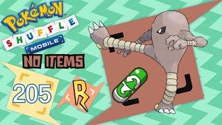 Pokémon Shuffle Mobile - ¡Cambiacapacidad / SkillSwap! HITMONLEE (No items)