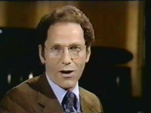 Tom Lehrer: I Got It From Agnes
