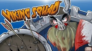 VIKING SQUAD - Saving Grandpa! LAST BOSS FIGHT!!!! (Co-op With Cartoonz) Last Episode!