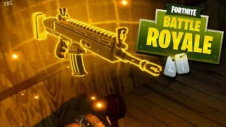 LEGENDARY LOOT LUCK! - Fortnite Battle Royale! thumbnail