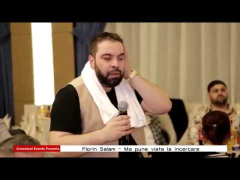 Florin Salam   Ma pune viata la incercare LIVE 2018