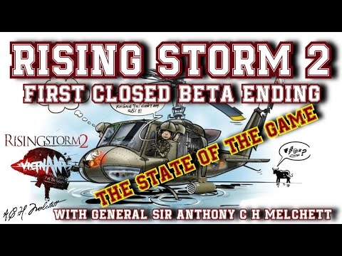 Rising Storm 2: Vietnam- Closed Beta- State of the Game |