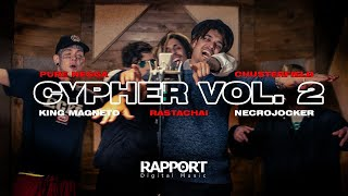 🔥 REGGAE #CYPHER VOL.2🔥 PURE NEGGA , CHUSTERFIELD ,KING MAGNETO , RASTACHAI , NECROJOCKER ||KS||