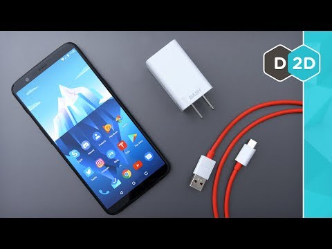 OnePlus 5T - Bigger IS Better!