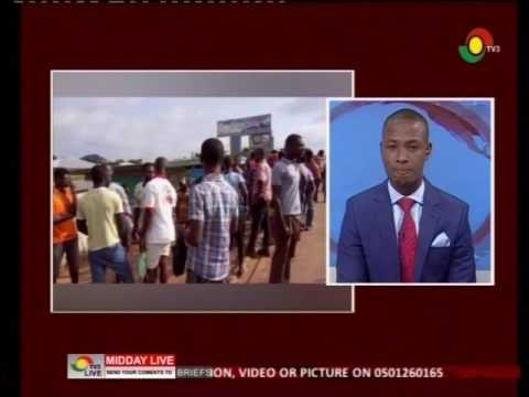 42 yr old man killed by robbers at Nkoransa - 21/6/2016
