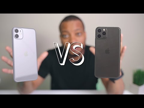 iPhone 11 vs iPhone 11 Pro - Which Should You Buy?