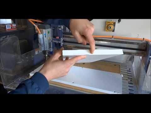 Machining PVC Board