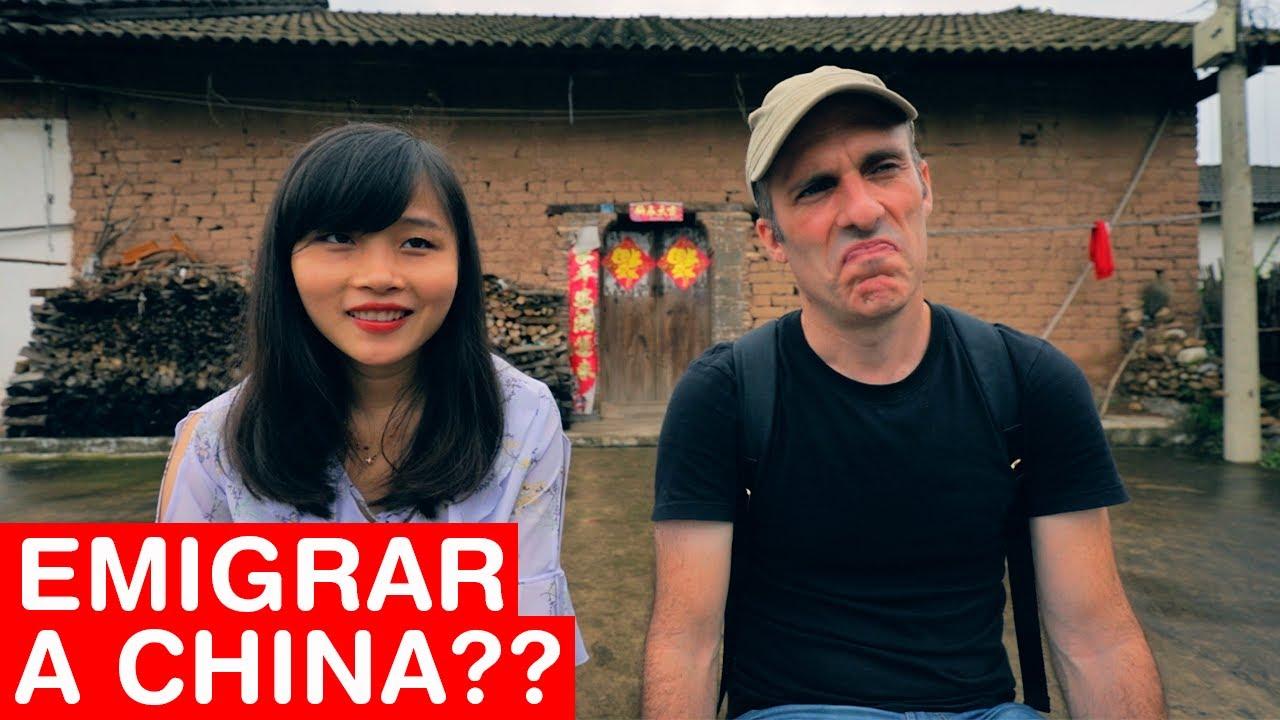 CÓMO IR a VIVIR a CHINA, APRENDER MANDARÍN y TRABAJAR