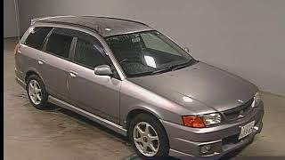 2001 Nissan Wingroad Wpy11