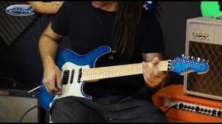 ESP LTD Elite Guitar Demo - New Japanese Made LTD Guitar