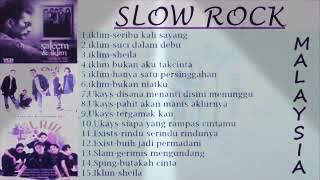 kumpulan lagu malaysia lawas populer keren (slow rock)