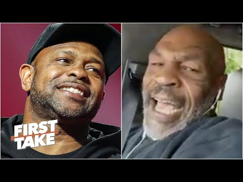 Mike Tyson on getting back in the ring at 54, Legends Only League & Shark Week | First Take