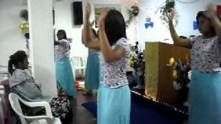 Coreografia - Jamily Deus de provisao