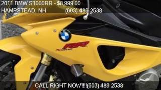 2011 bmw s1000rr for sale in hampstead nh 03841 at monarch