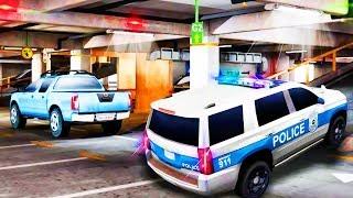 Police Car Parking Simulator - Driving Police Car | Police Car Simulator | Android Gameplay