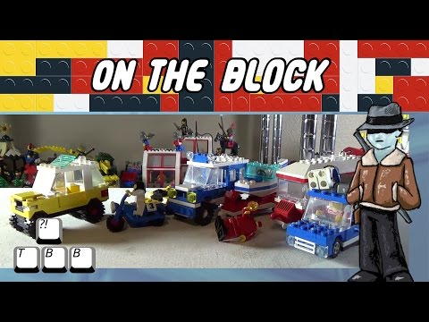 On The Block - Summer Vacation Lego