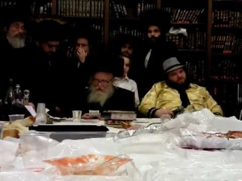 Purim Tish In Serdahel 5773 #1