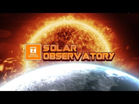 Solar Observatory Live Stream