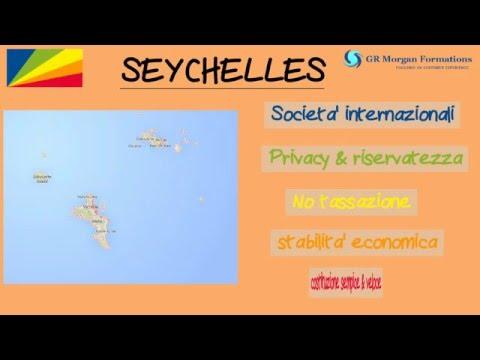 Seychelles - Societa' offshore