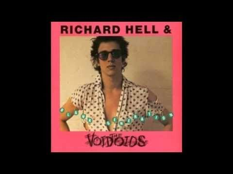 Richard Hell & the Voidoids - Betrayal Takes Two
