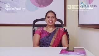 What is Infertility (Kannada) - Dr. Kathyaini at Apollo Fertility
