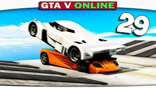 ч.29 Один день из жизни в GTA 5 Online - ПРЫЖОК ВЕРЫ!! ТЫ СМОЖЕШЬ!!