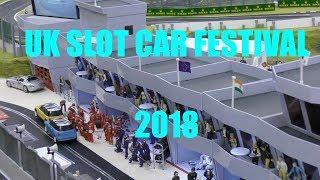 UK Slot car Festival 2018