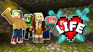 This World Is DANGEROUS! | Minecraft X Life #2