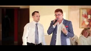 Свадьба в Европейском стиле    Ведущий Игорь Цыганов