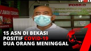 15 ASN di Bekasi Jawa Barat Positif Covid-19 | tvOne