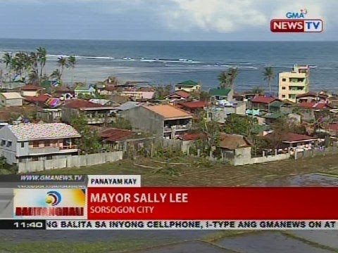 BT: Panayam kay Mayor Sally Lee, Sorsogon City