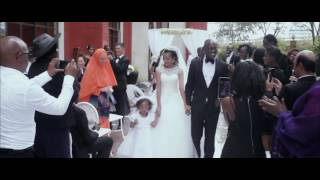 Black & White Wedding Of The Year 2016 Kenya/Japan