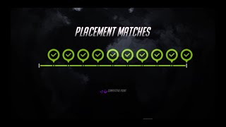 10/0 Placement Matches