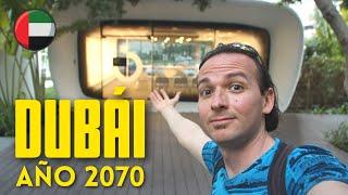 Así será EL FUTURO (DUBÁI en 2070)