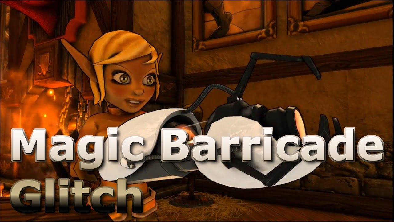 Dungeon defenders console glitched magic barricades moraggo youtube - Dungeon defenders 2 console ...