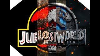Jurassic Park / World  Saga Trailers (1993-2018)