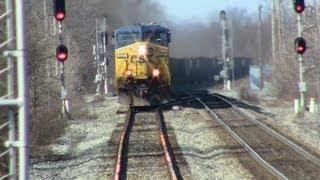 CSX Coal Train Madness @ Shenandoah Junction