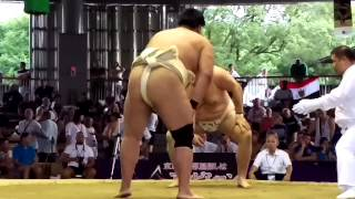 JPN VS POL Sumo World Championships 2015