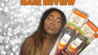 Bravo Brazilian Remy Two Tone Hair Reivew | BeautyByAmeera
