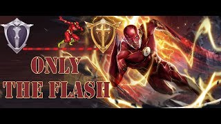 Liên Quân - Dual BẠC lên VÀNG only The Flash - Chay ngay di