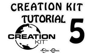 Creation Kit Tutorial - №5 Создание и добавление оружия