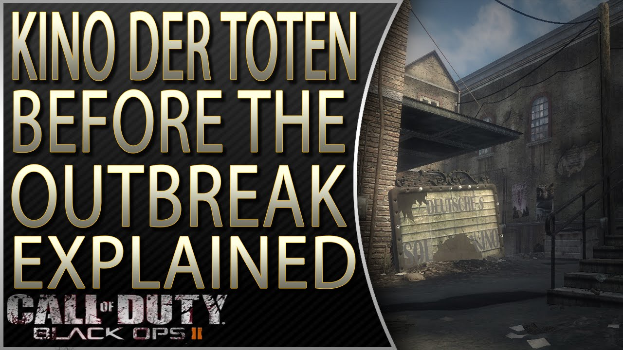 Zombie Storyline What Was Kino Der Toten Before Zombies History