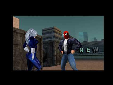 Spider-Man 2000 - Play as Daredevil + New Quick Spidey Costume [BETA]